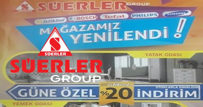 Süerler Group'tan Dev Kampanya